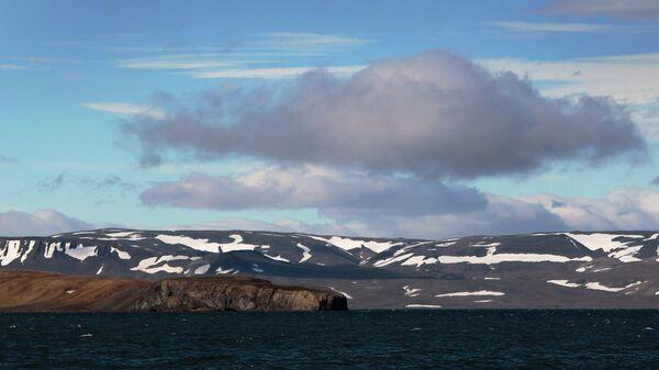 В Русской Арктике открыли новый остров