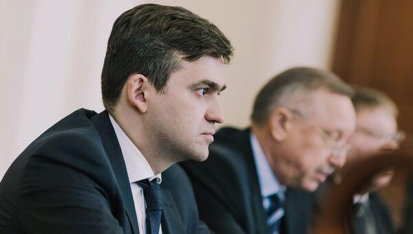 Временно исполняющий обязанности губернатора Ивановской области Станислав Воскресенский