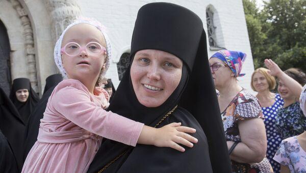 Настоятельница обители игумения Елисавета (Позднякова)