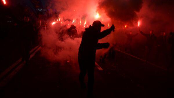 Шествие УПА* в Киеве. 14 октября 2017