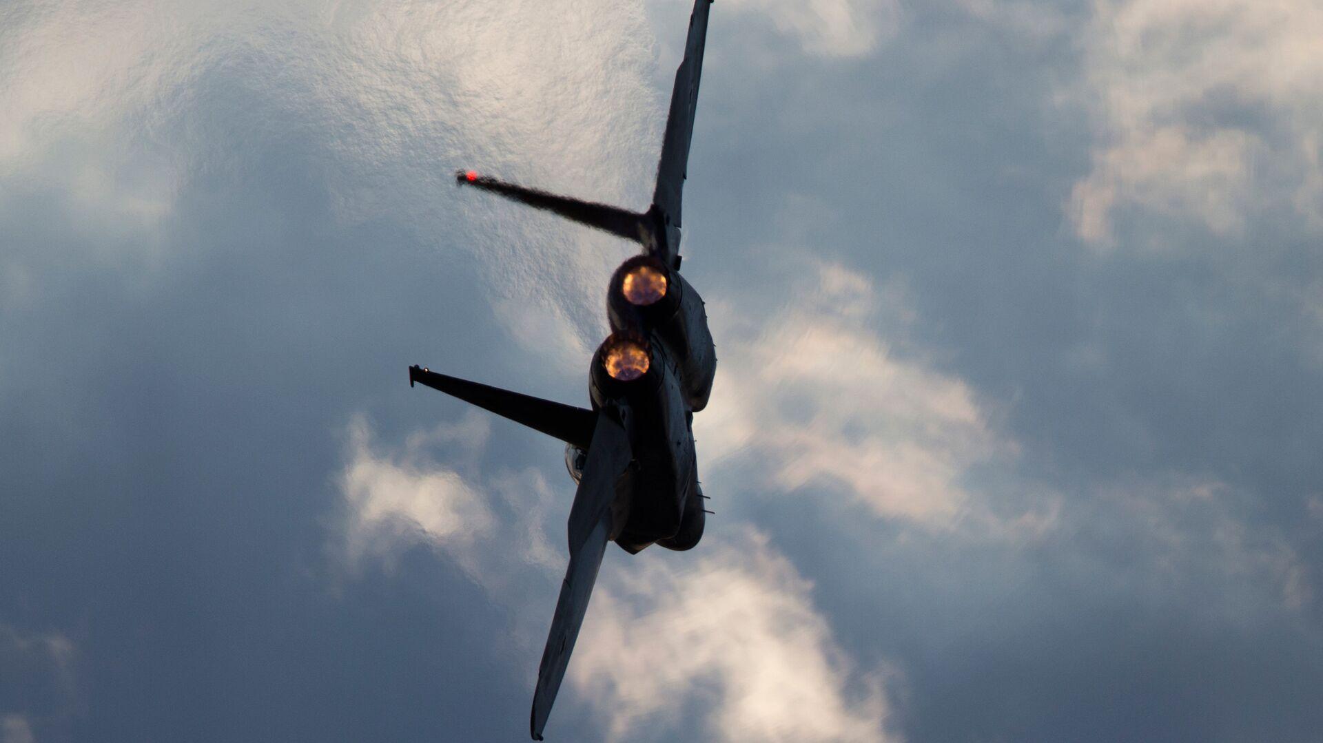 Истребитель F-15 ВВС Израиля - РИА Новости, 1920, 11.03.2021
