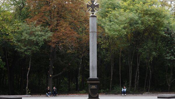 Памятник Героям Донбасса в Ростове-на-Дону