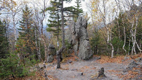 Национальный парк Таганай в Челябинской области