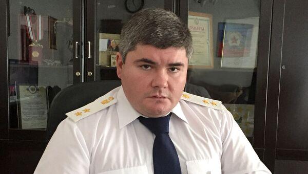 Генпрокурор ЛНР Заур Исмаилов. Архивное фото