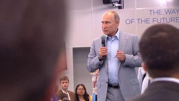 Страшнее ядерной бомбы – Путин предостерег от безнравственности в науке