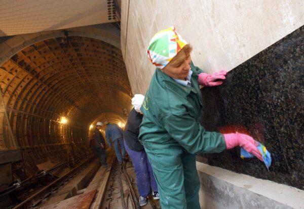 Станции столичного метро Марьина роща и Достоевская откроют к 15 мая