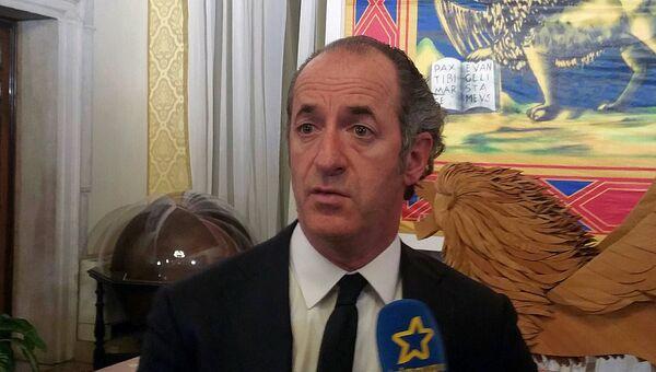 Президент Венето Лука Дзайа