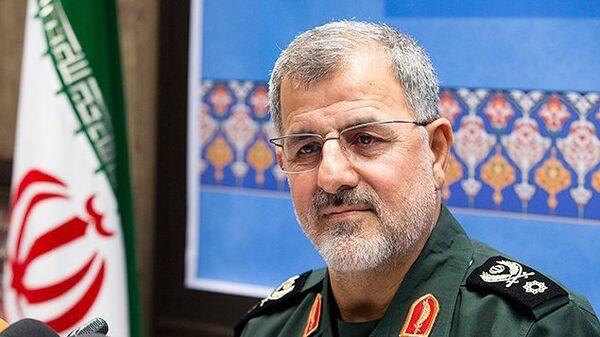 Командующий сухопутными силами иранского КСИР Мохаммад Пакпур. Архивное фото
