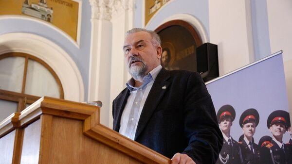 Историк, исследователь судьбы царской семьи Анатолий Степанов