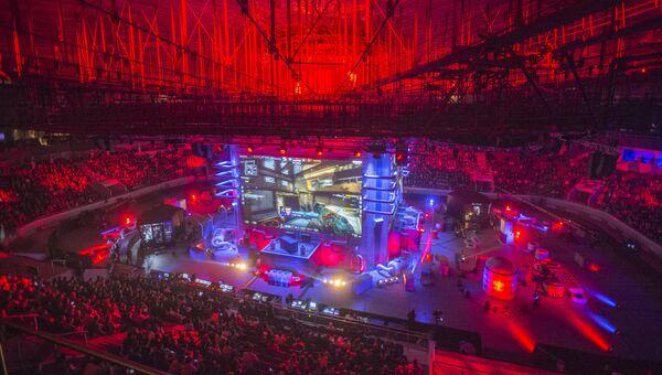 Киберспортивный турнир EPICENTER 2017 CS:GO в СК Юбилейный в Санкт-Петербурге