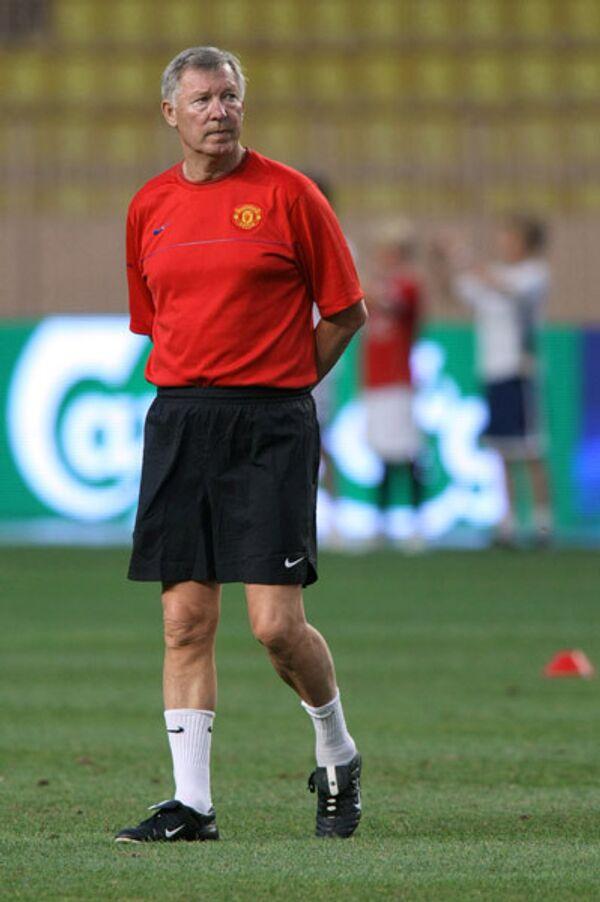 Тренировка Зенита перед матчем в Суперкубке УЕФА