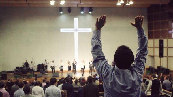 Участник собора РОСХВЕ