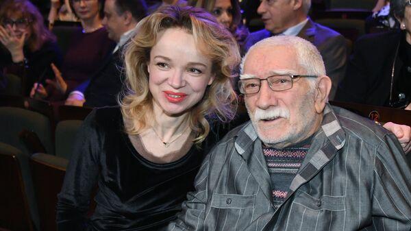 Ямпольская назвала Джигарханяна великим русским актером мирового уровня