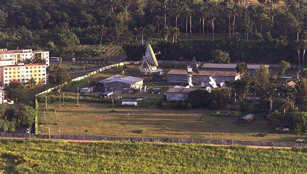 Радиолокационная станция в Лурдесе, Куба