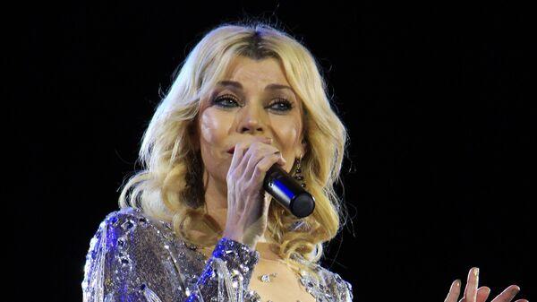 Российская певица Лада Дэнс