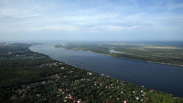Волга в Нижегородской области