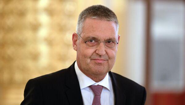 Глава представительства Европейского Союза Маркус Флориан Эдерер