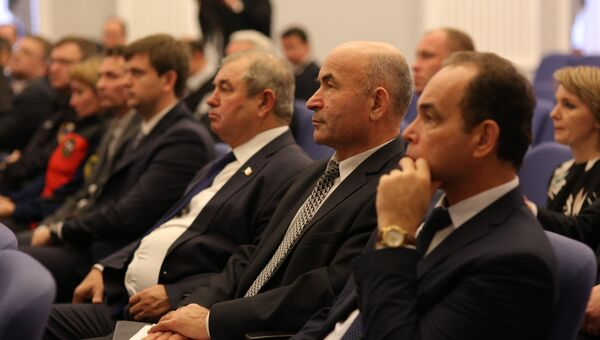Заседание рабочей группы Правительственной комиссии в Ижевске. 10 ноября 2017