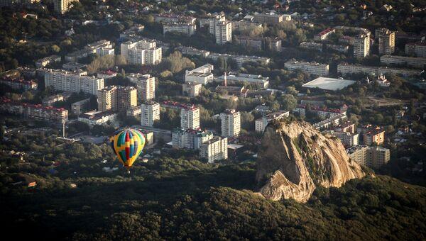 Фестиваль воздушных шаров в Ставропольском крае