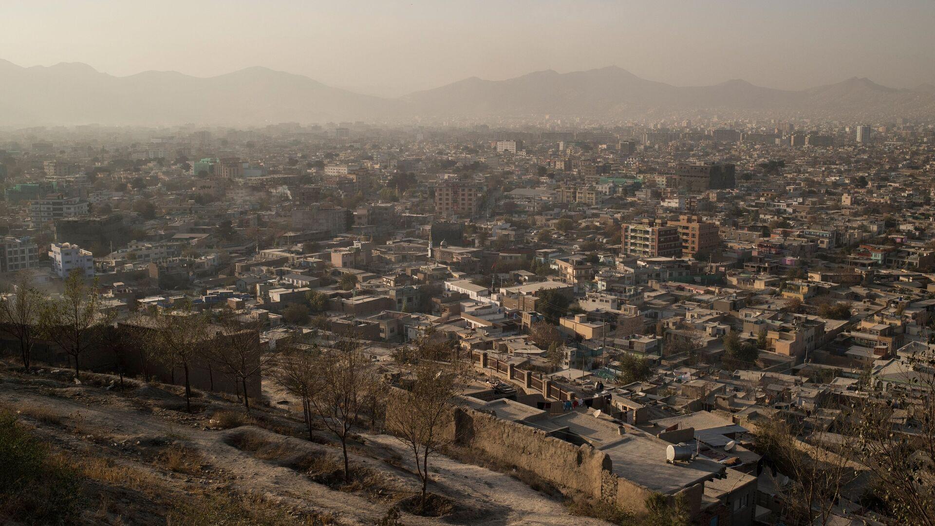 Вид на город Кабул в Афганистане - РИА Новости, 1920, 01.12.2020