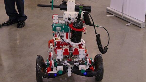Конференция Юный робототехник
