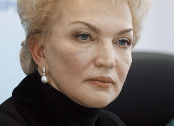 Раиса Богатырева. Архивное фото