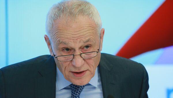 Госсекретарь Союзного государства Григорий Рапота. Архивное фото