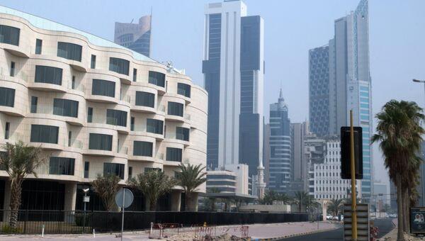 Города мира. Эль-Кувейт. Архивное фото
