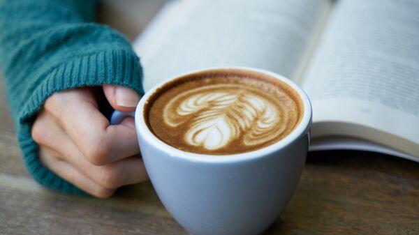 Чашка кофе. Архивное фото