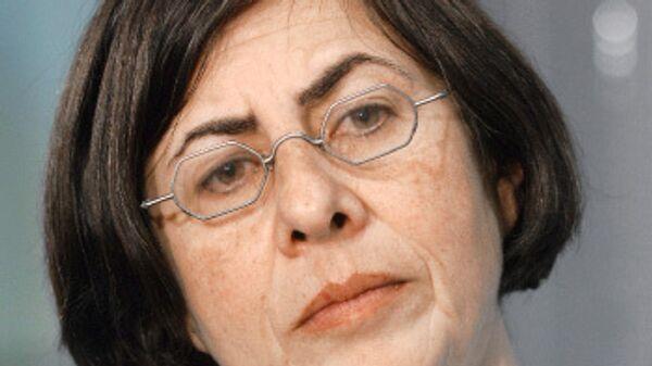 Чрезвычайный и полномочный посол Израиля в РФ Анна Азари. Архив