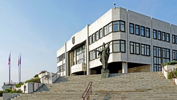 Словакия. Архивное фото