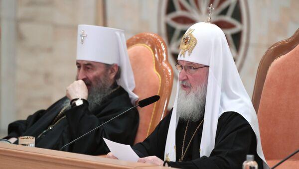 УПЦ (МП) поки не збирається міняти назву, - архієпископ Климент - Цензор.НЕТ 8997