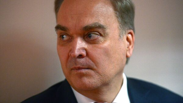 Анатолий Антонов. Архивное фото