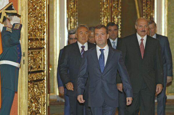 РФ надеется, что Минск не затянет с принятием председательства в ОДКБ
