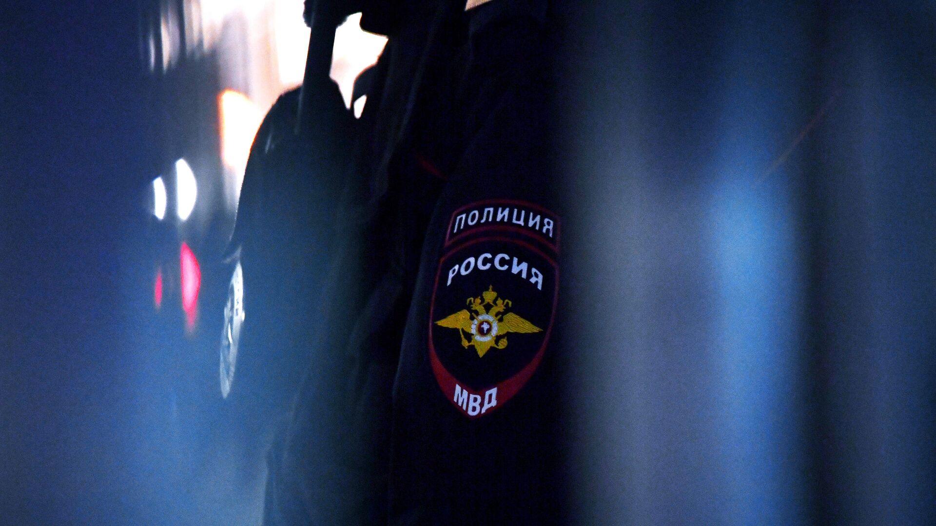 В центре Москвы задержали угрожавшего прохожим мужчину