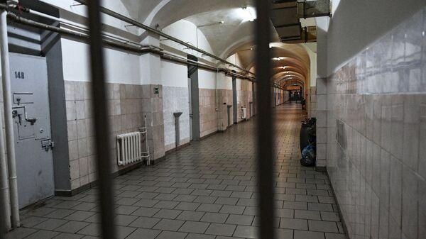 Следственный изолятор №2 Бутырская тюрьма. Архивное фото
