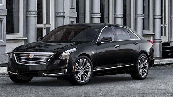 Автомобиль Cadillac CT6
