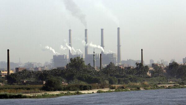 Ситуация в Каире. Архивное фото