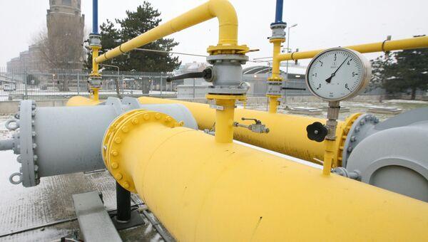 Газопровод в Австрии