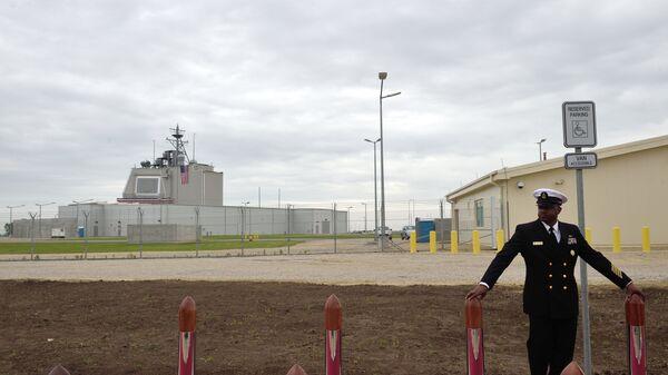 Американская наземная система противоракетной обороны Aegis Ashore. Архивное фото