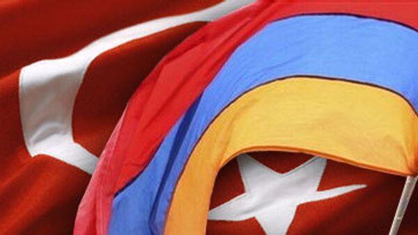 Солана приветствует дорожную карту по отношениям Армении и Турции