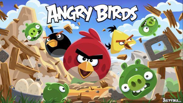 Стало известно, что по игре Angry Birds снимут мультсериал