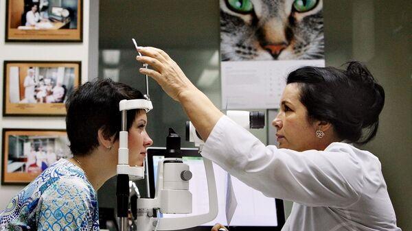 Прежде чем идти выбирать контактные линзы ли очки, необходимо обследоваться у офтальмолога