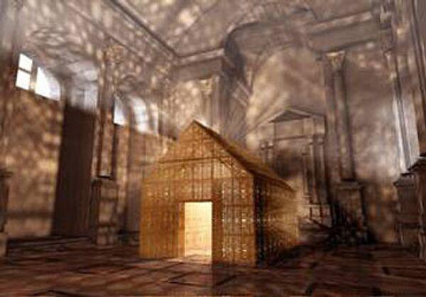 В венецианской церкви появится архитектурный РодДом