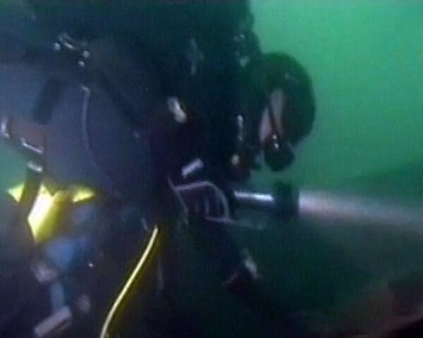 Тайны Байкала: на дне озера обнаружен затонувший парусник