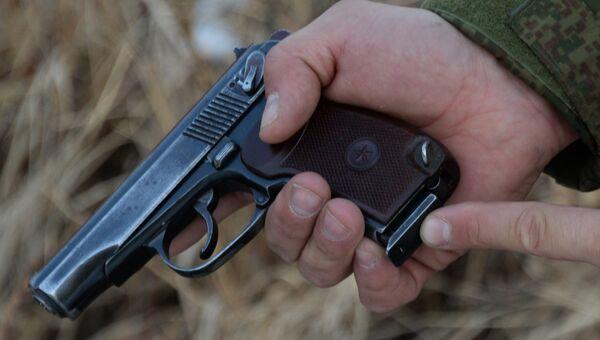 Чемпионат по прикладной стрельбе в Приморском крае