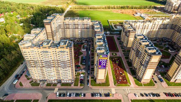 Инград жилой комплекс