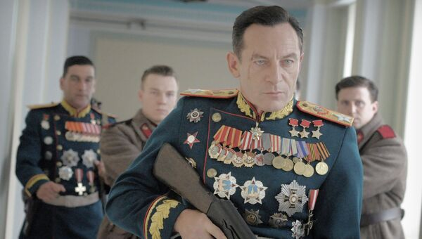 Кадр из фильма Смерть Сталина. Архивное фото