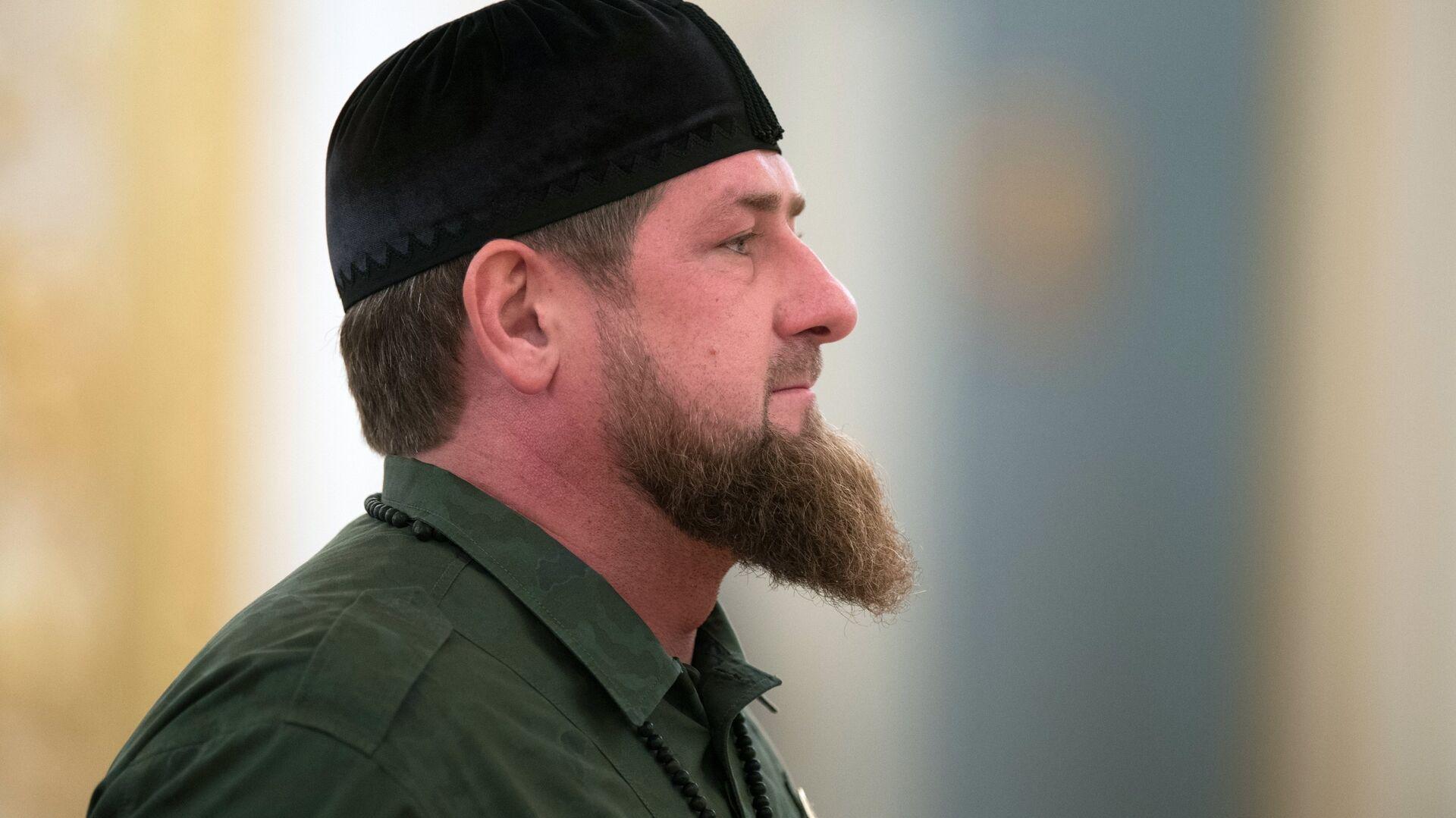 Глава Чеченской Республики Рамзан Кадыров  - РИА Новости, 1920, 18.08.2019