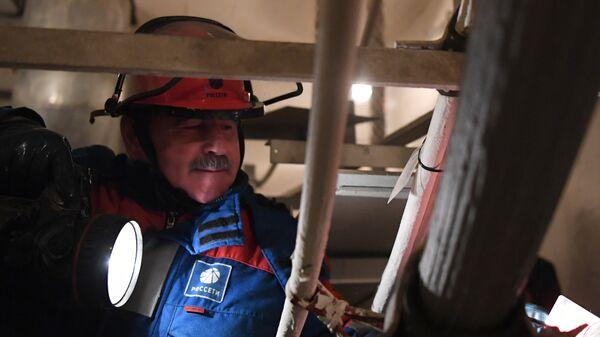 Сотрудник ПАО Московская объединенная электросетевая компания (МОЭСК)